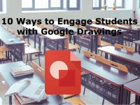 10 Engaging Google Drawing Activities for Classes