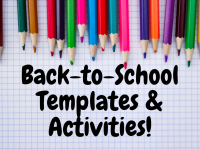 Back-to-School Templates in Google Slides