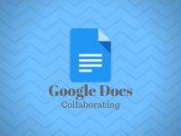 Google Docs: Collaborating