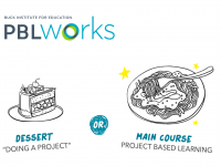 Doing Project vs Project Based Learning