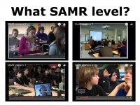 SAMR Scenarios: Can You Identify the Level?