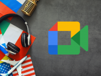 Translate Google Meet Menus, Chat, and Captions Live