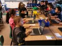 Chromebooks in Kindergarten