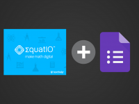 EquatIO: How to Use in Google Forms