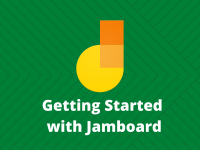 Getting Started with Jamboard