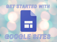 Get Started with Google Sites