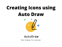 Creating Icons using Auto Draw