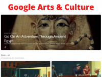 Google Arts and Culture - An Introduction