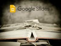 Google Slides: Memory Books