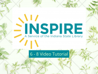 INSPIRE Homework Resources for Grades 6-8 Tutorial