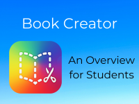 Book Creator: An Overview for Students