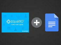 EquatIO: How to Use in Google Docs