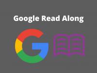 Google Read Along