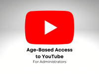 Access to YouTube for Administrators