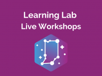 Learning Lab: Live Workshops