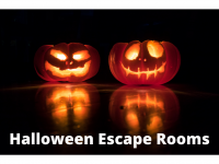 Three Halloween Escape Room Activities
