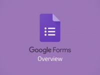 Google Forms: Overview for Teachers