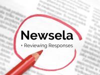 Newsela: Reviewing Write Responses