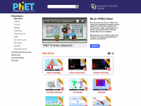 Interactive Science & Math Simulations