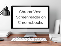 Introducing the ChromeVox Screen Reader on Chromebooks