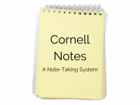 Cornell Notes: An Introduction and Templates