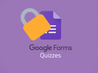 Google Forms: Locked Mode in Quizzes