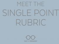 Single Point Rubrics