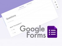 Google Forms: Reorder Questions