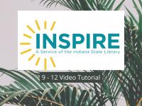 INSPIRE Homework Resources for Grades 9-12 Tutorial