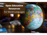 Open Education Resource for World Languages
