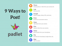 9 Ways to Add Posts to a Padlet Wall